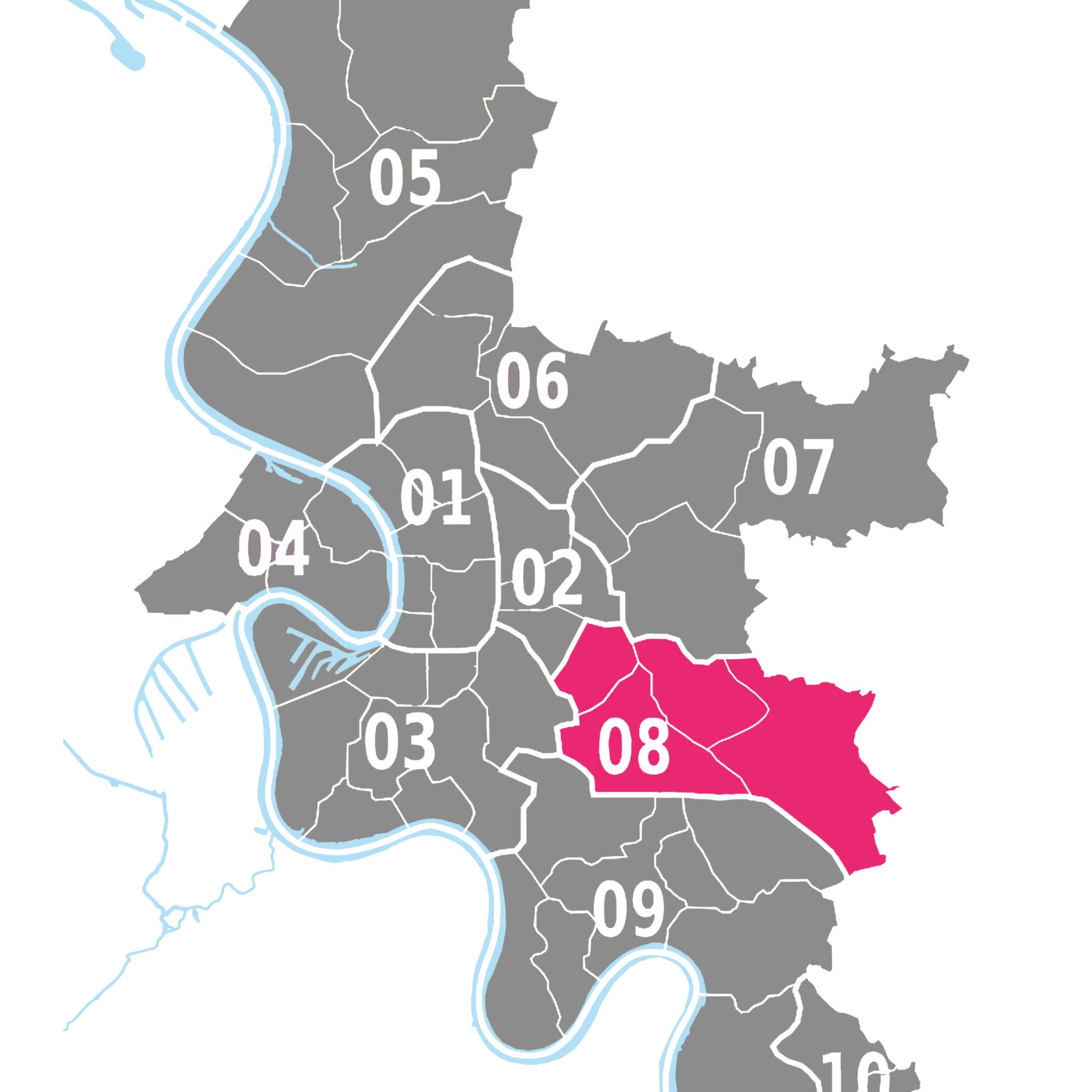 Bezirk 8